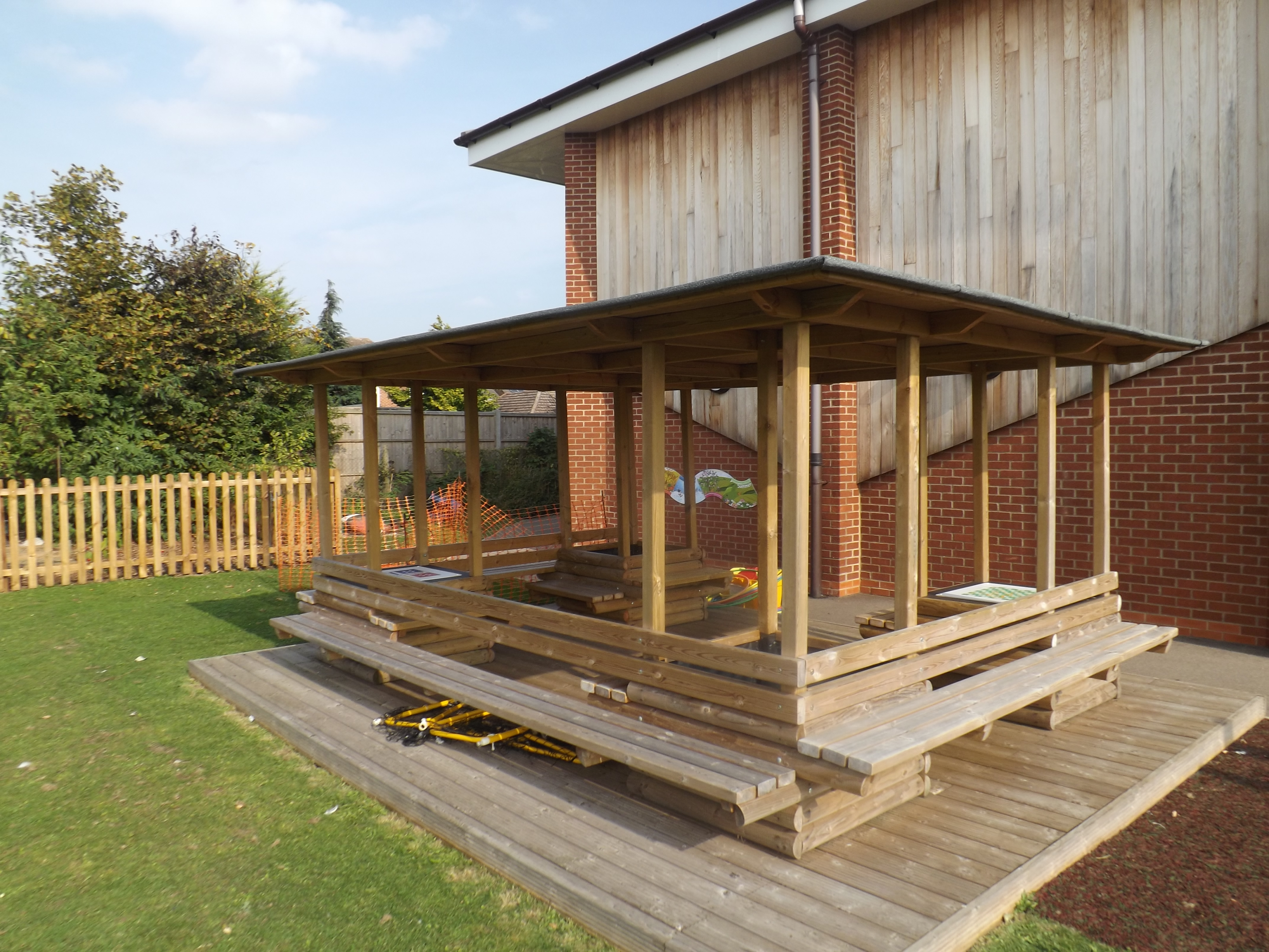 General - Outdoor classroom Gazebo